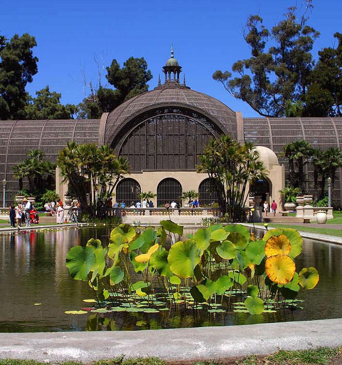 Balboa Park at California