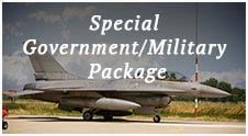Special Government Military Package