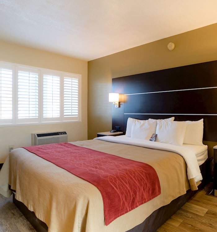 Comfort Inn San Diego Airport at the Harbor Non Smoking King Bed Accessible at San Diego