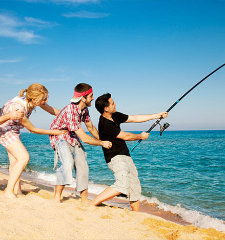San Diego Hotel Sports Fishing Package
