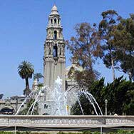 Balboa Park at California